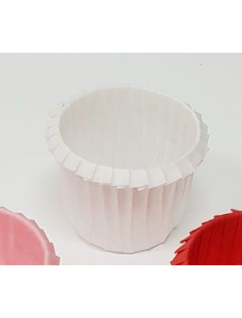 Decora - Ruffled baking cups for cupcakess 30x35 mm