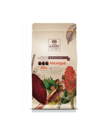 Barry - Dark Chocolate Couverture Mexique 66%