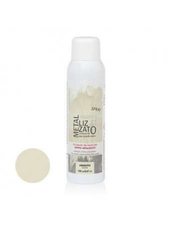 Il Punto Italiana - Colorante Spray Metallizzato Argento - 150 ml