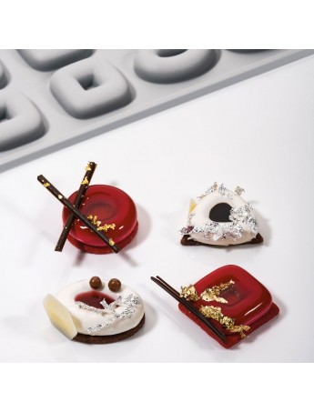 Silicone moulds - Pavoni GG025
