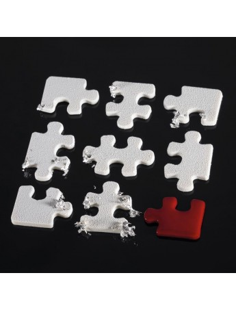 Silicone moulds - Puzzle - Pavoni GG0186