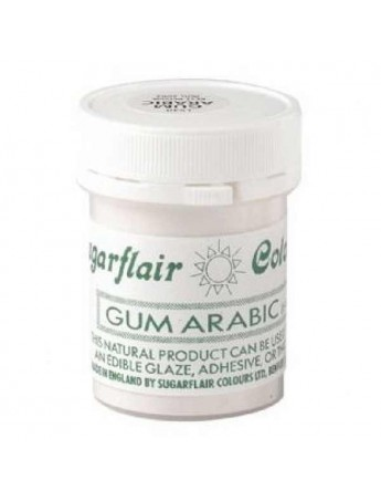 Special foods: Top Gum arabic 28 gr. (For marshmallows and strong glue edible) Sugarflair R101