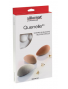 Quenelle silicone mould Silikomart