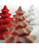 Pavoni - Thermoformed mold for chocolate. Tutu tree KT164