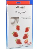 Silikomart - Fragola30 Strawberry silicone mould - 36.281.87.0065