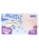 PME Fun Fonts  Set of 52 stamps Alphabet Collection1 - FF52