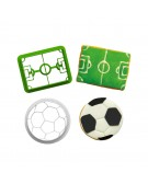 Decora cutters goal - ball and field - 0255048