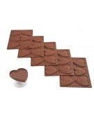 Silikomart kit Cookie Choc Abc - 25.167.77.0065