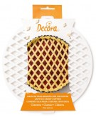 Classic pastry grid for tarts Decora
