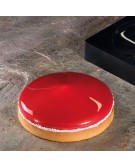 Pavoni: Stampo in silicone per top Frisbee - TOP18